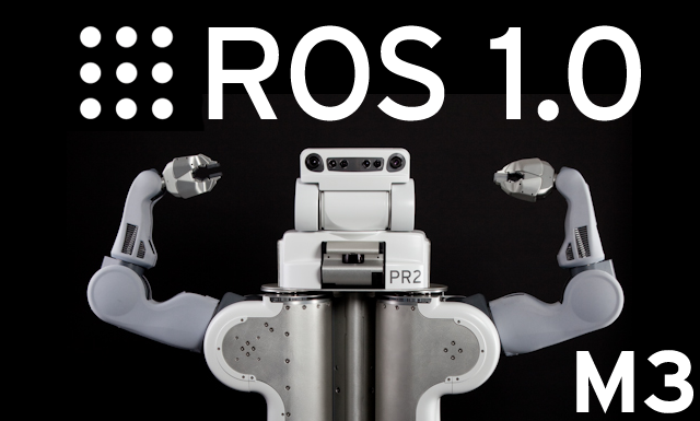 Migrating to ROS — Hello, Robot Operating System – Neil Nie