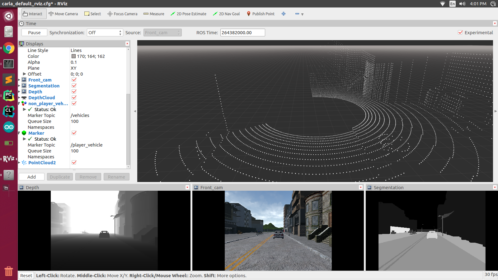 Self-Driving Software + Carla Simulator – Neil Nie