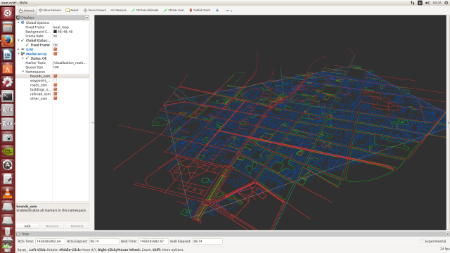 Visualizing Open Street Map Data with ROS & rviz – Neil Nie